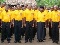 Graduating Procession