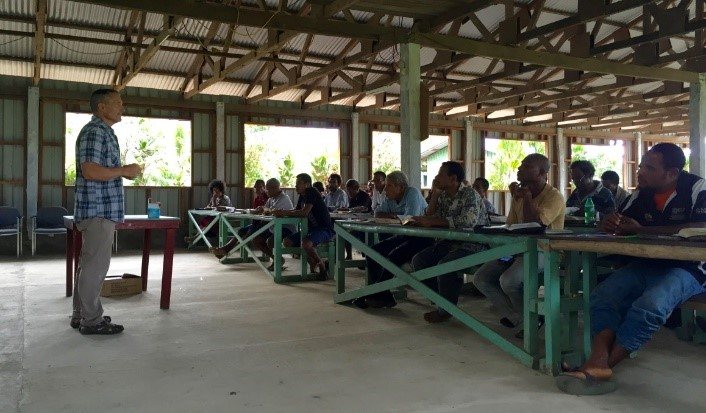 Papua New Guinea and Australia Mission Report – July 2016
