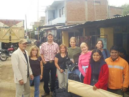 Peru 2008 Ministry Team