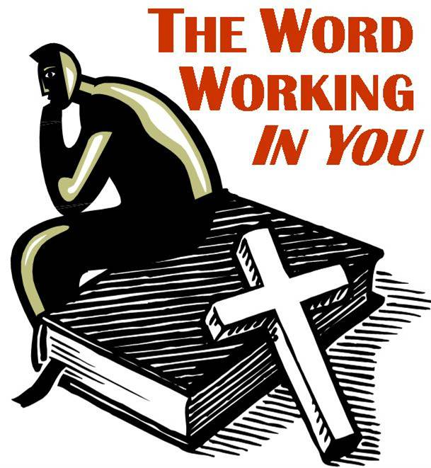 1st Thessalonians - The Word Working in You - Uniontown PA 2007