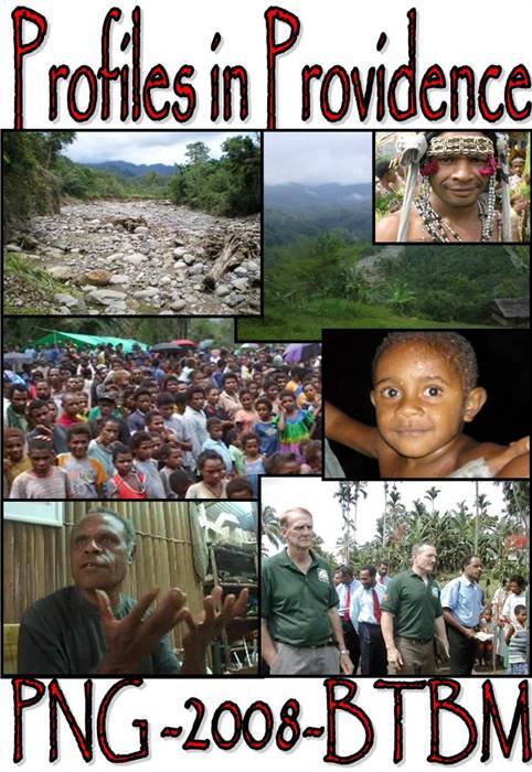 PNG 2008 BTBM Mission Video