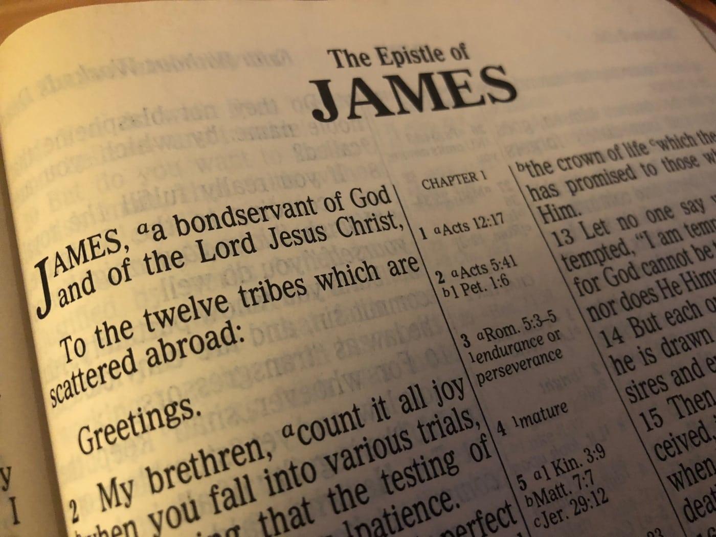 James - A Faith That Endures