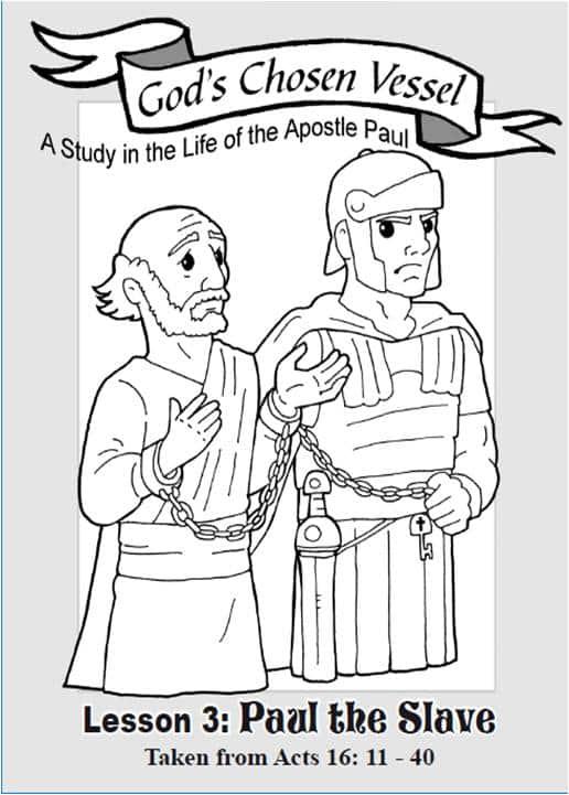 Paul Lesson 3