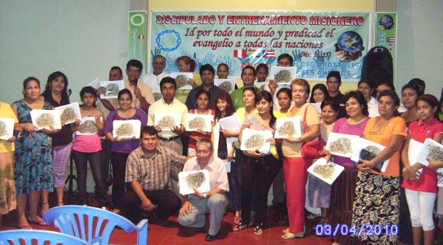 Peru Good News Club