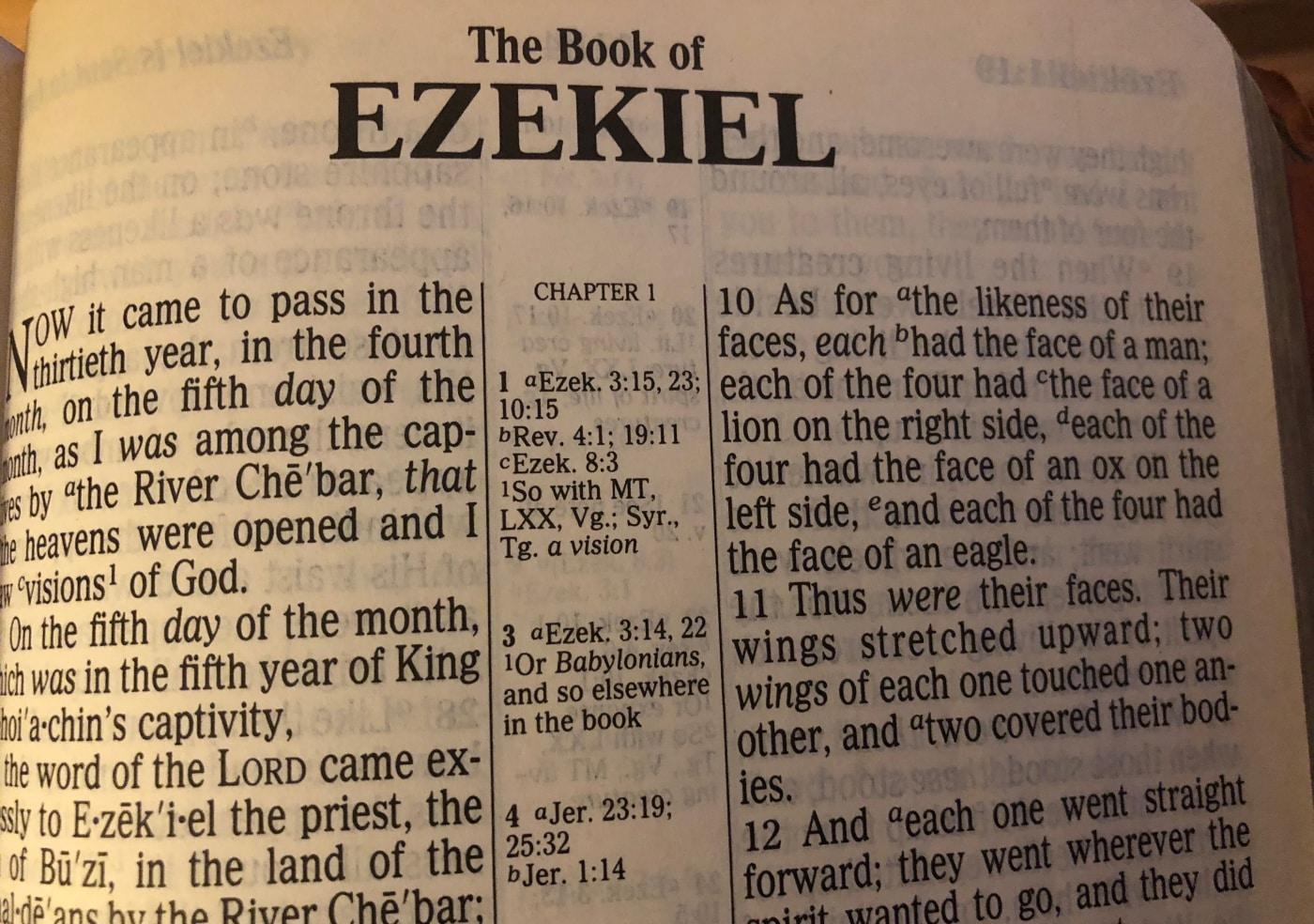 Ezekiel #11
