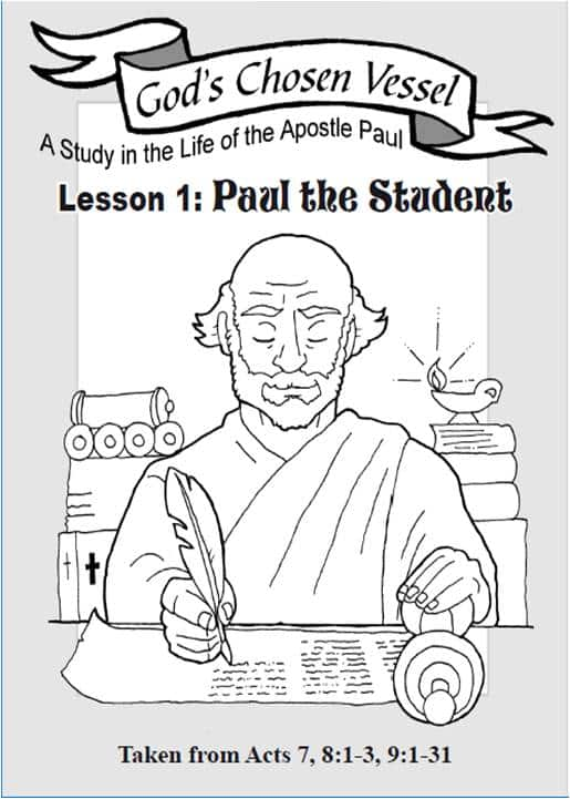 Paul Lesson 1