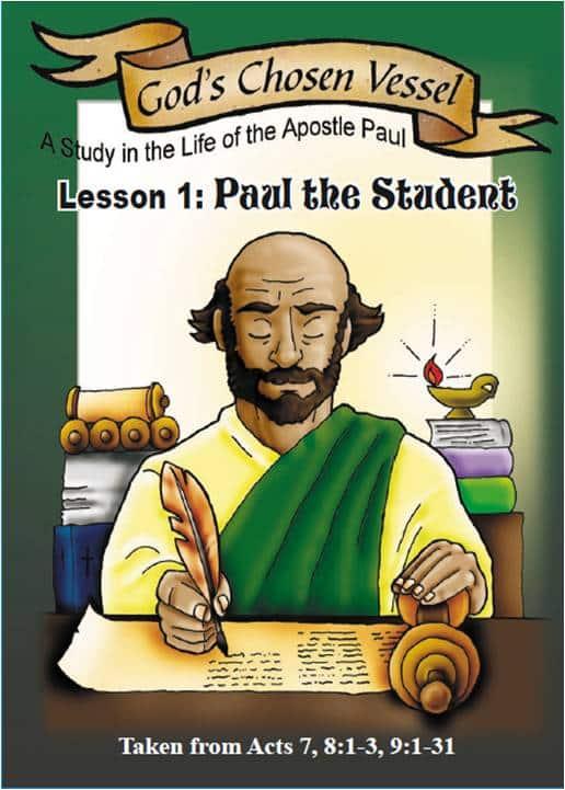 Paul Lesson 1 - Visual Aid