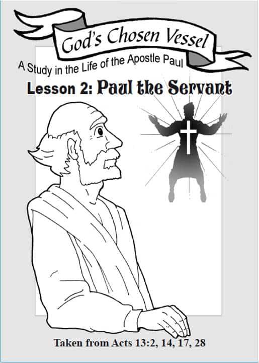Paul Lesson 2