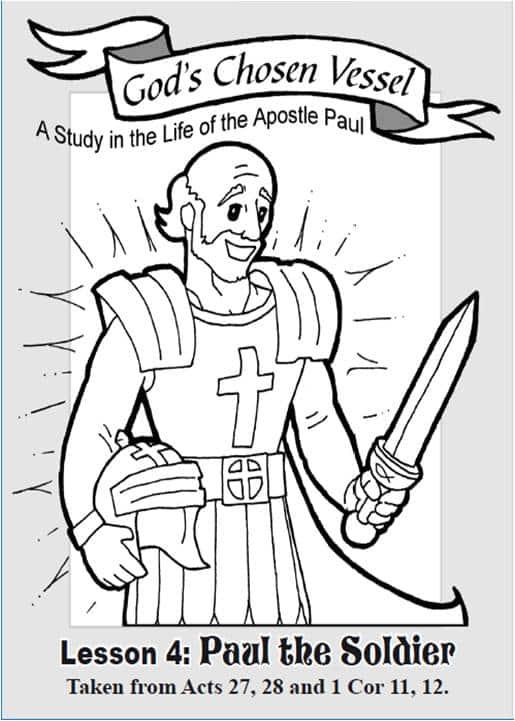 Paul Lesson 4