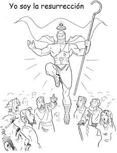 I am the Resurrection -- Spanish