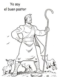 I am the Good Shepherd -- Spanish
