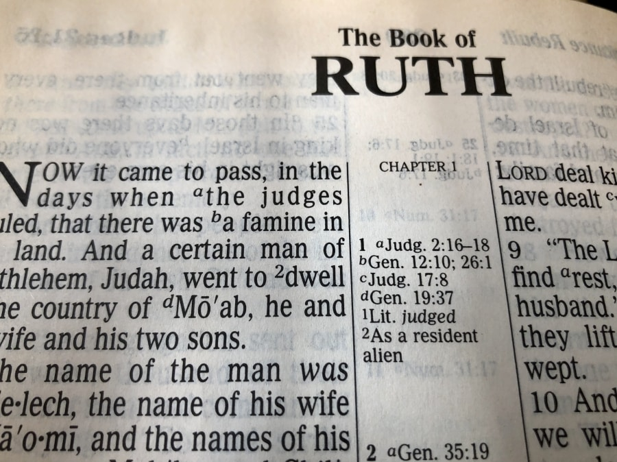 Marriage Lessons from the Book of Ruth