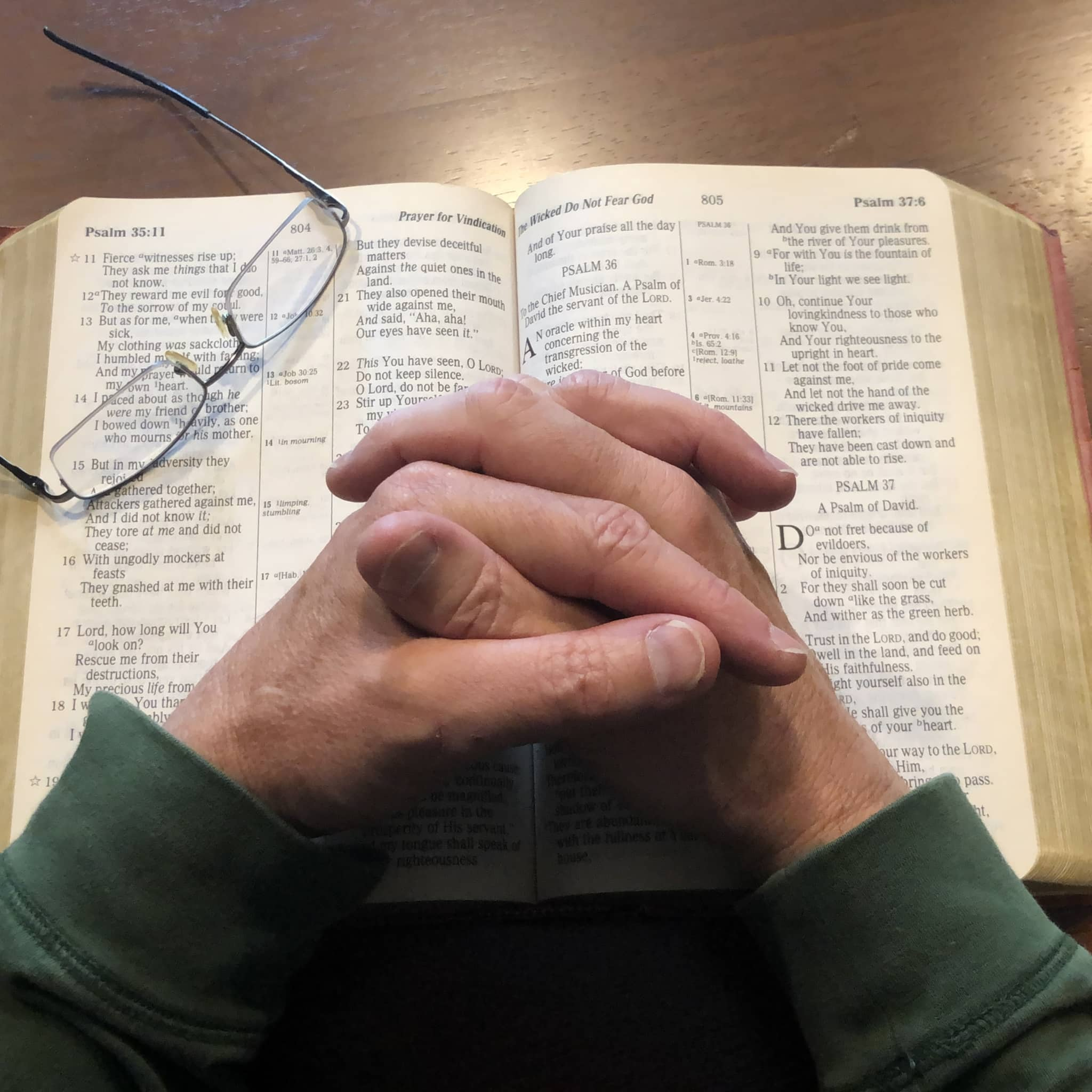 Sufficiency of Scripture