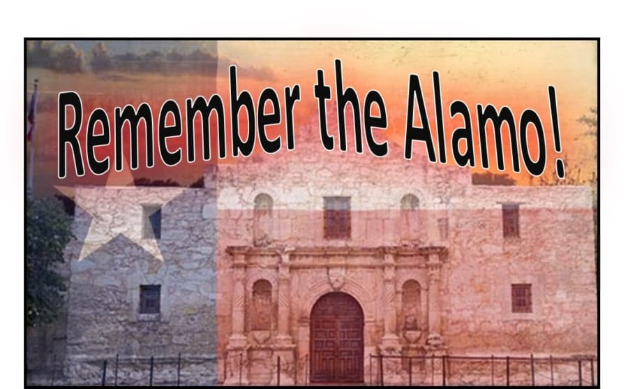 Remember the Alamo - TX 2021