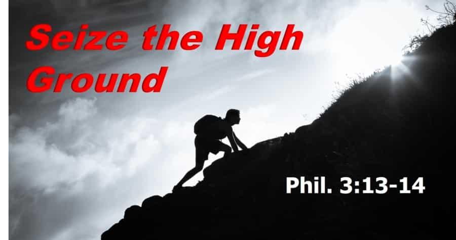 Seize the High Ground -- VA 2021